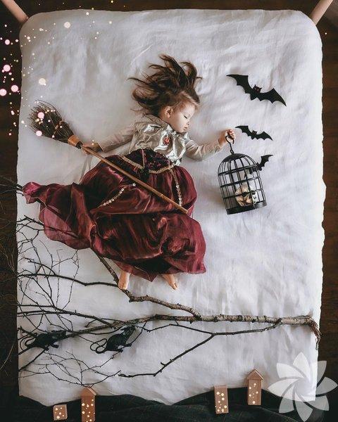 Çocuklara özel Cadılar Bayramı kostümleri