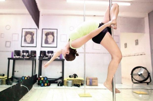 Direk dansı olimpik spor olur mu?