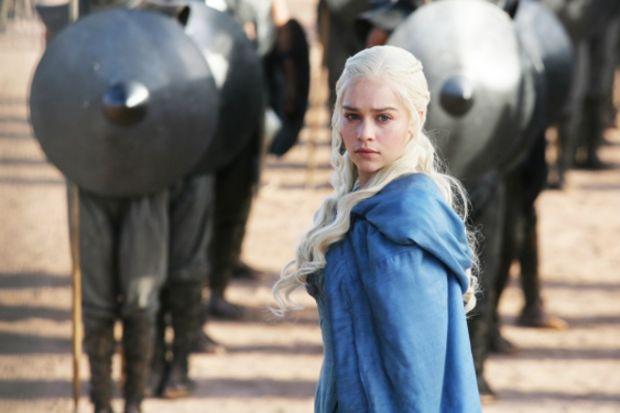 Khaleesi'yi çok özledik...