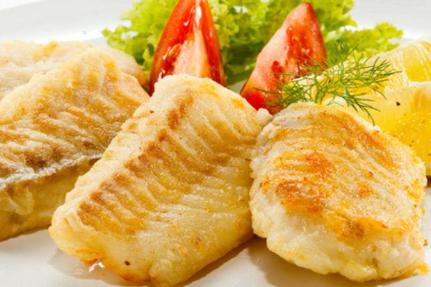 Mandalina soslu dil balığı