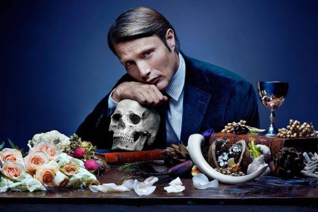 Son Hannibal Mads Mikkelsen...