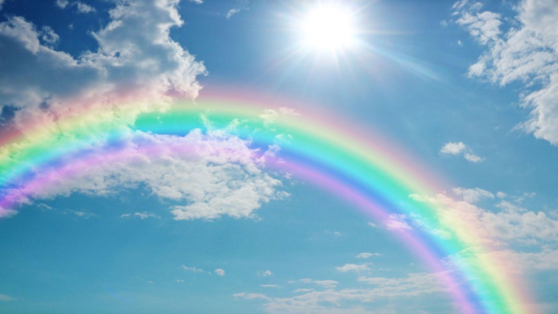 Gökkuşağının 7 rengi ile şifa bulun