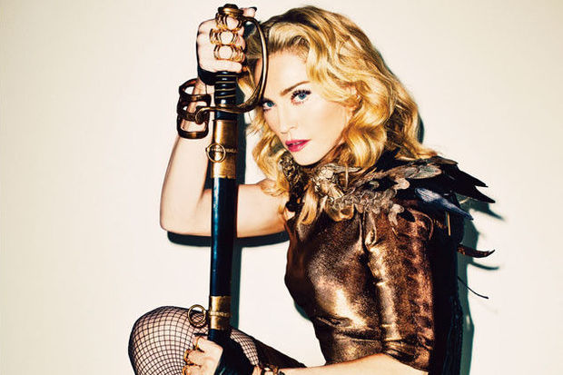 Madonna'dan Gizem'e destek
