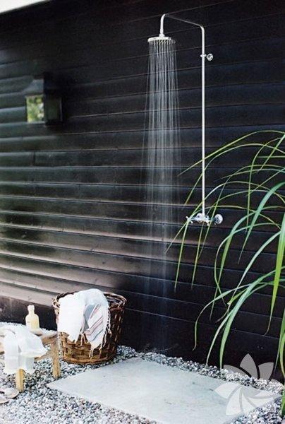 Dış mekan duşlar