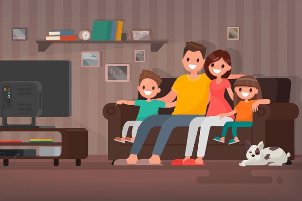 Televizyonun yeri aile hayatınızı belirliyor