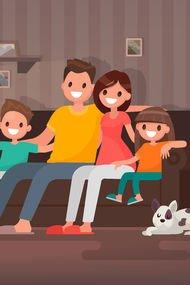 Televizyonun yeri aile hayatınızı belirliyor!