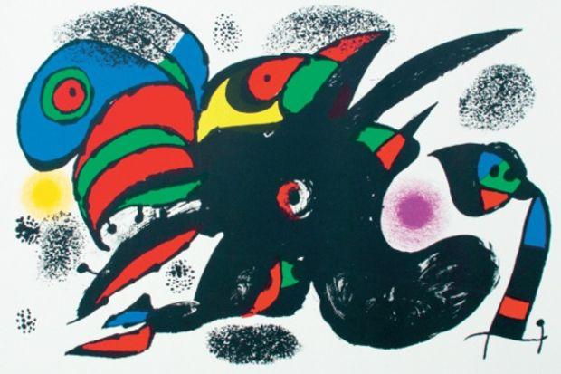 Joan Miró İstanbul'da