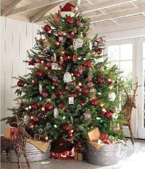 Her yıl birçok evin yeni yıl heyecanlarından biridir yılbaşı ağacı süslemek.