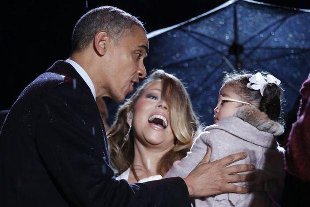 Kızını Obama'yla tanıştırdı