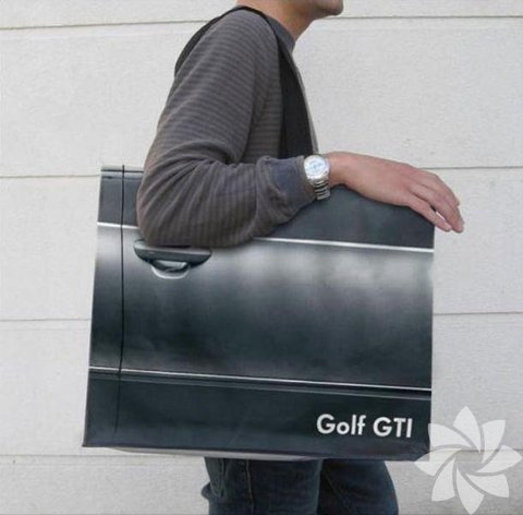 Farklı çanta ve torba tasarımları