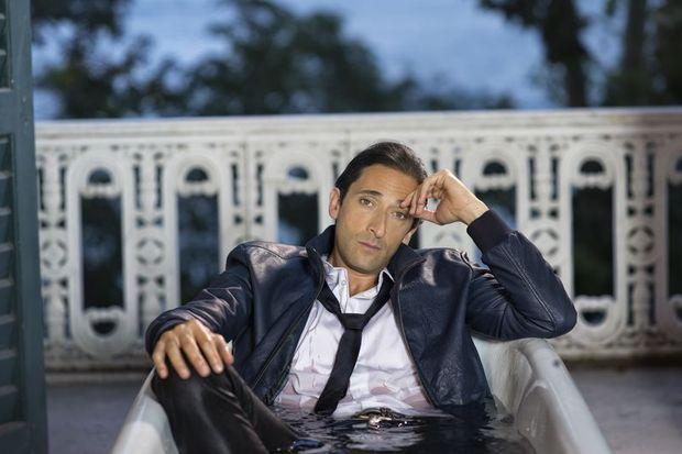 Adrien Brody'yle İstanbul'da bir hafta