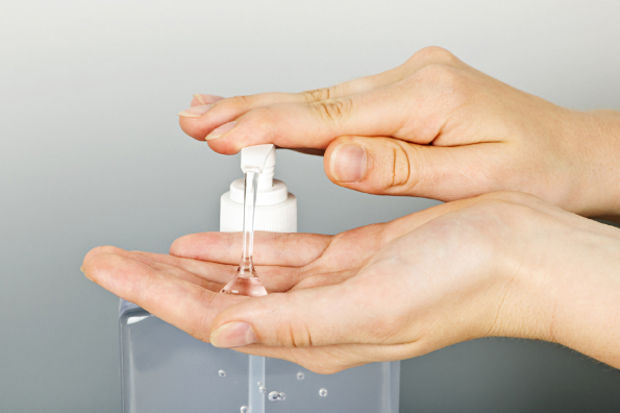 Antibakteriyel sabun masum değil!