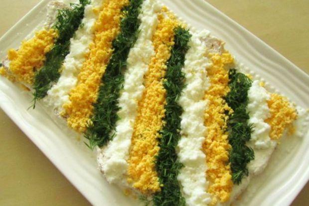 Yumurtalı Etimek Salatası