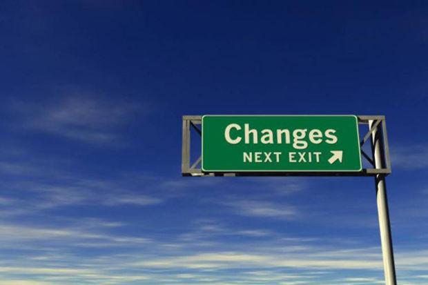 Olmuyorsa değiştir!