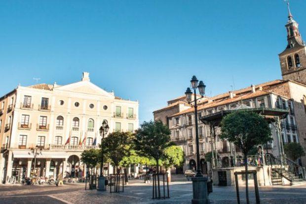 Harikalar diyarı: Segovia