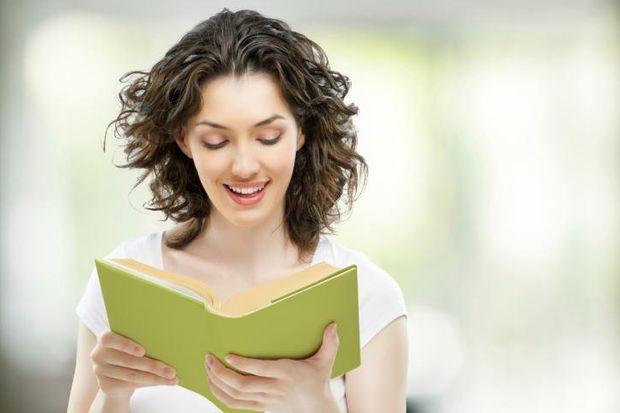 Kadınlar daha çok kitap okuyor