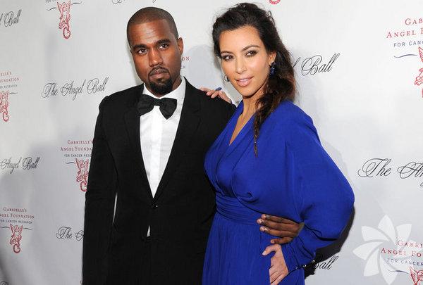 ABD'li rap yıldızı Kanye West, çocuğunun annesi şov yıldızı Kim Kardashian ile uzayda evlenmeyi düşünüyor.