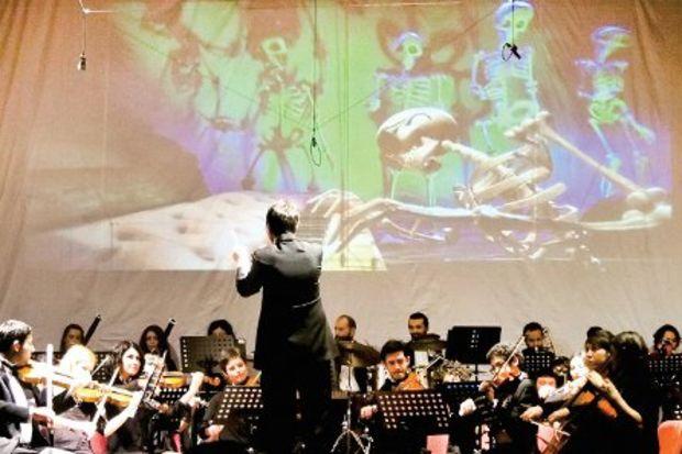 İFMO'dan film müzikleri konseri
