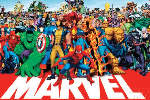 Marvel çizgi romanları hem dijital hem Türkçe