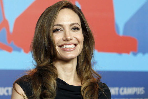 Angelina'nın lunapark keyfi