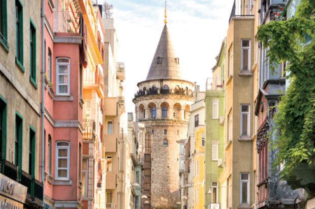 İşte Türkiye'yi dünyaya tanıtacak tarihi fotoğraflar