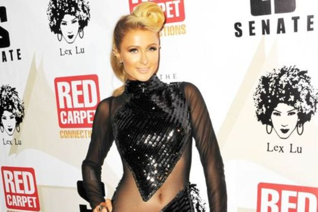 Cesur Paris Hilton!