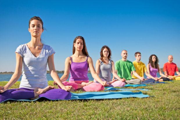 Oturma meditasyonu: Zazen