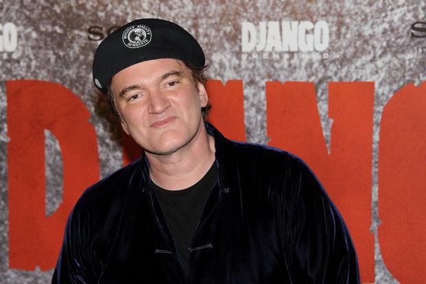 Tarantino'nun  senaryosu çalındı