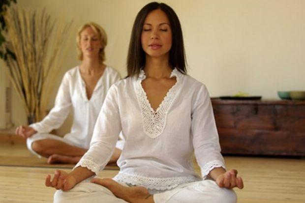 Yoga ve Nefes Kampı