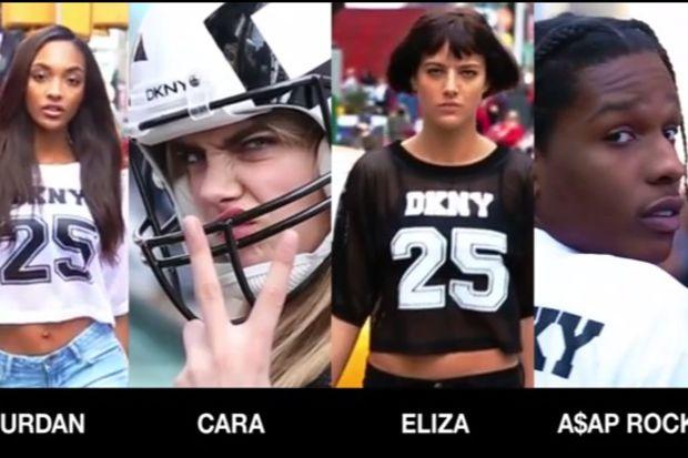 DKNY'nin yeni reklam filmi