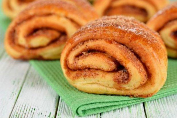 Okurun mutfağından: Tarçınlı çörek