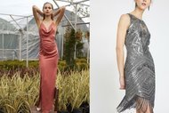 Evlilik hazırlığında olanlara özel nişan elbisesi önerileri