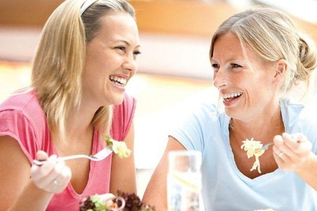 Güneş Aksüs: Sokakta diyet yapmak mümkün!