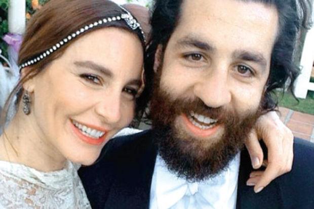 Ece Sükan evlendi