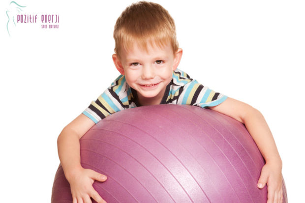 Çocuklara pilates destek olacak