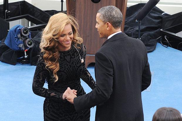 Obama-Beyonce aşkı iddiası