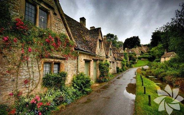 Bibury-İngiltere