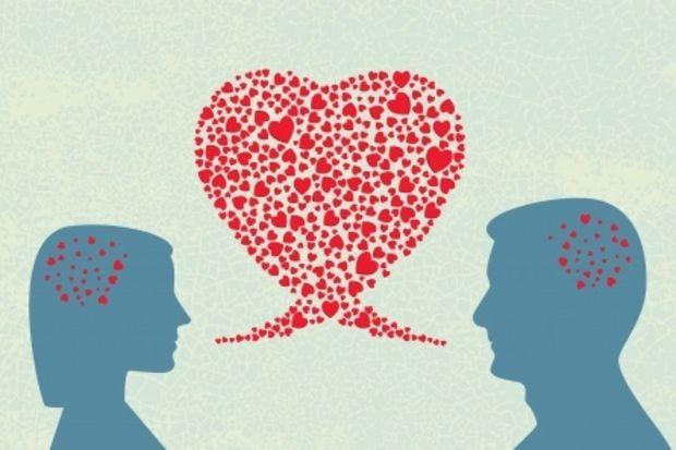 Aşk kalpte değil beyinde başlıyor!