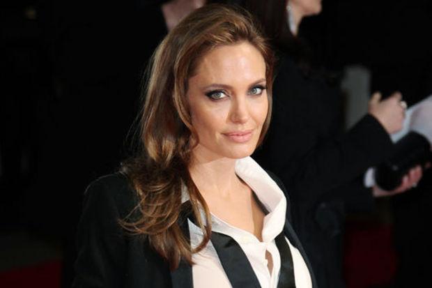 Angelina Jolie'nin en zor işi