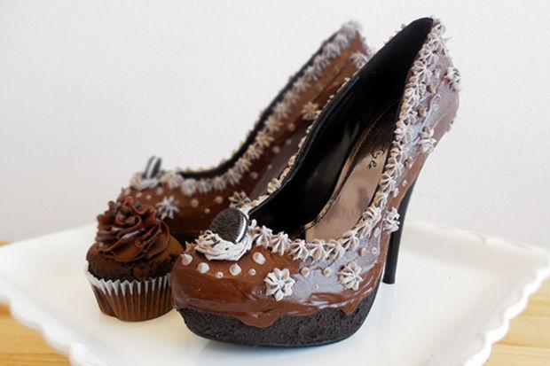 İştah açan ayakkabı pasta