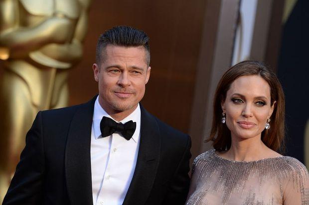 Angelina ve Brad evliliği sır gibi