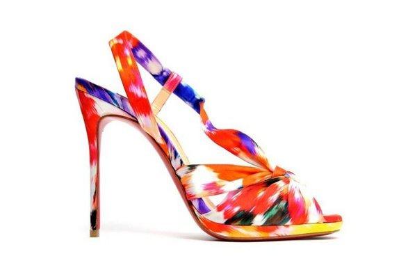 2014 İlkbahar-Yaz Louboutin ayakkabı koleksiyonu