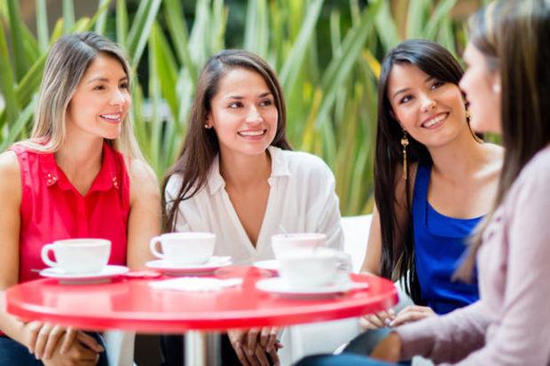 Kadınlar sırlarını kadınlara anlatıyor