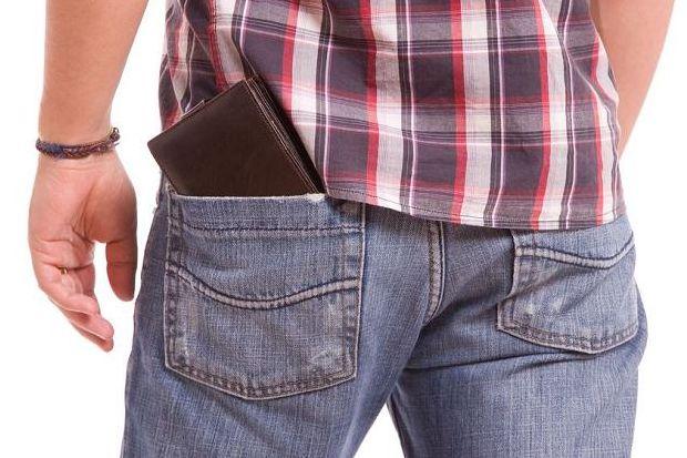 Arka cepte taşınan cüzdan siyatik yapıyor!