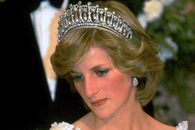 'Prenses Diana kraliyet köstebeği'