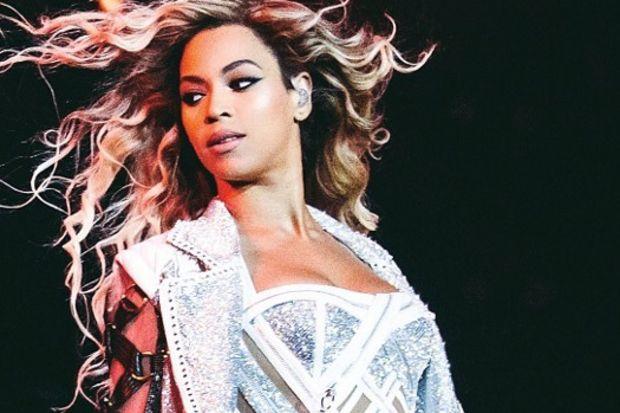 Beyonce yaptı biz de yapalım!