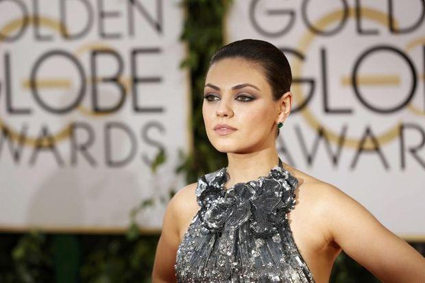 Mila Kunis hamile iddiası