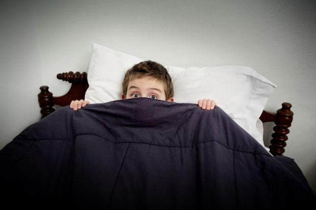 Çocuklardaki gece korkusunun nedenleri?