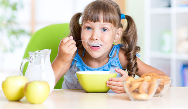 Çocuklara uygun kahvaltı tipleri nelerdir?