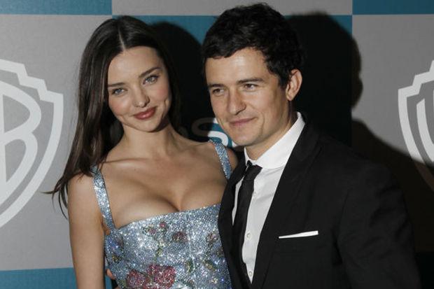 Miranda ve Orlando anlaşamadı